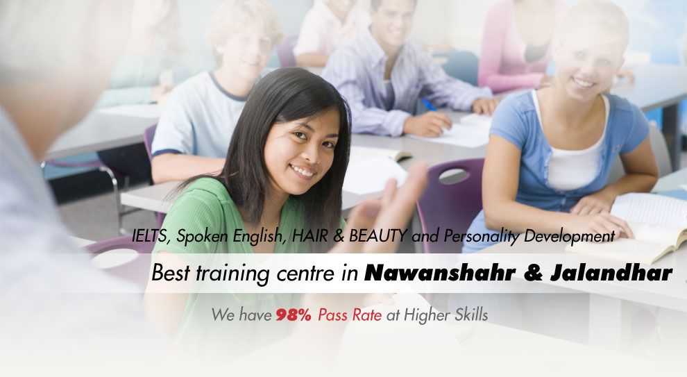 IELTS, Spoken English and Personality Development Training Centre in Nawanshahr